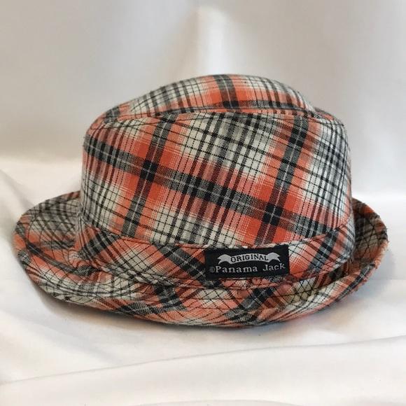 d3752067 Original Panama Jack Accessories | Plaid Fedora Hat | Poshmark